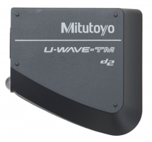Mitutoyo U-Wave FIT Wireless Transmitter, Buzzer/LED Type for Micrometers, 264-623