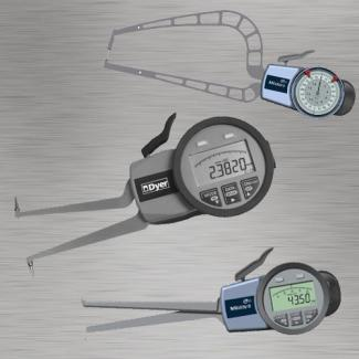 Groove Gages/Caliper Gages