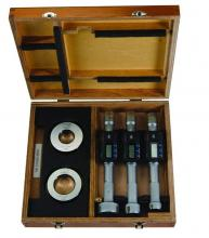 """Mitutoyo Digimatic Holtest Set, 1-2""""/25.4-50.8mm, 468-988"""