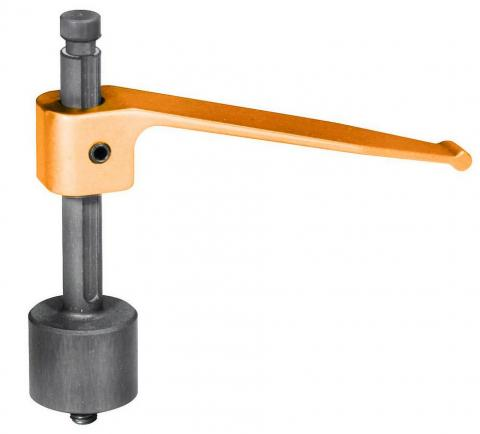 Renishaw Fixtures Positional Tension Clamp, Soft Tip, R-CPTT-250-225-20