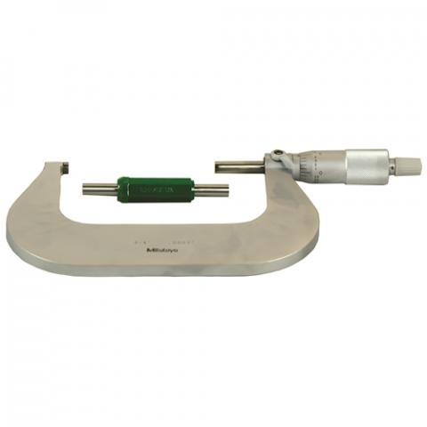 """Mitutoyo 3-4"""" Mechanical Outside Micrometer 101-120"""