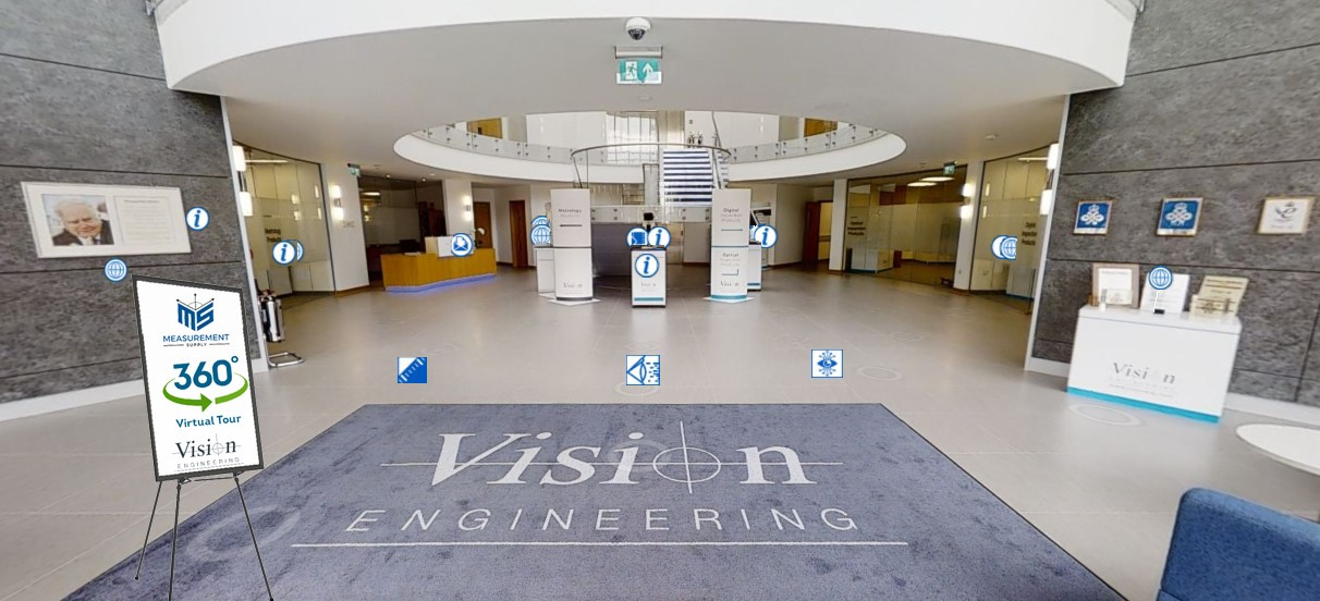 Vision Engineering Interactive Trade Show