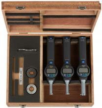"""Mitutoyo Borematic Snap Bore Gage Set, .5-1""""/12.7-25.4mm, 568-966"""