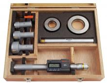 """Mitutoyo Digimatic Interchangeable Head Holtest Set, .8-2""""/20.32-50.8mm, 468-978"""