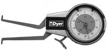"""Dyer Gage Direct Reading ID Groove Gage, 0.2-0.4"""", 104-101"""